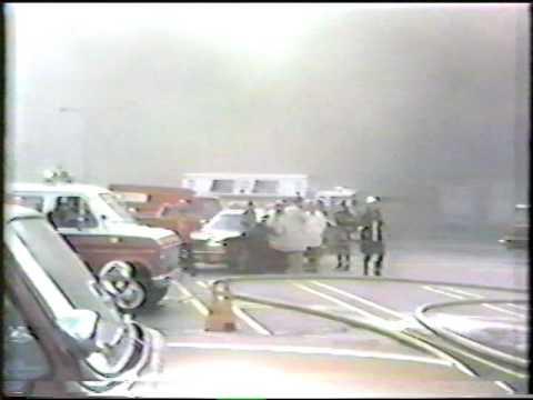 Walt Whitman Mall Fire 1984