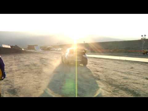 Travis Pastrana's Last Rally Jump Practice In His Subaru WRX STI