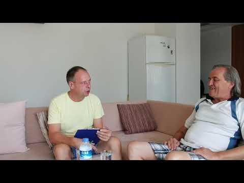 Interview über die Auswanderung nach Alanya mit Detlef !