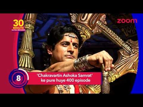Chakravartin Ashoka Samrat Completes 400 Episodes | #TellyTopUp