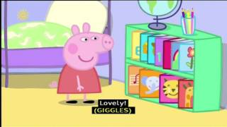 Peppa Pig (Series 1) - Tidying Up (with subtitles)