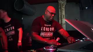 Carl Cox at XOYO London