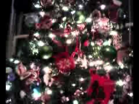 Our Christmas Tree Rotating Stand