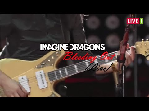 """Imagine Dragons - Bleeding Out (Live at """"Made in America Festival"""") 2014 HD"""