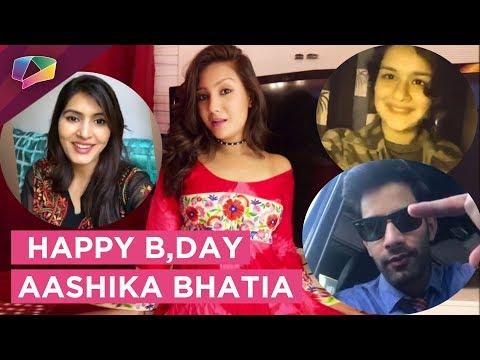 Avneet, Ashnoor, Saahil, Samridh, Sangeita & More Give Aashika Bhatia Birthday Wishes   Exclusive