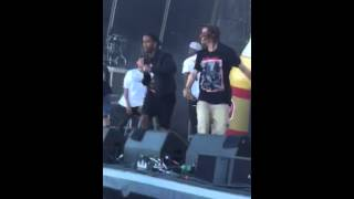 ASAP Rocky - Lord Pretty Flacko Jodye 2 (Roots Picnic 2015)