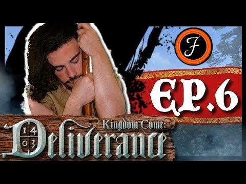 Kingdom Come Deliverance #6 : Brigands et désolation sous la pluie:  via @YouTube - FestivalFocus