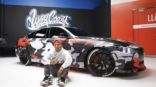 FouseyTube FUNNY Reactions To His BMW F36 435i Grand Coupe w/ ARMYTRIX Exhaust Sound | Modded By WCC