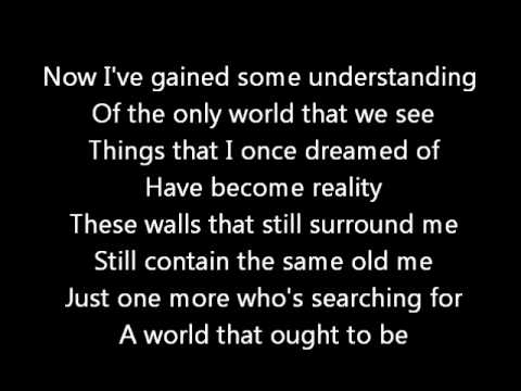 Rush-Circumstances (Lyrics)