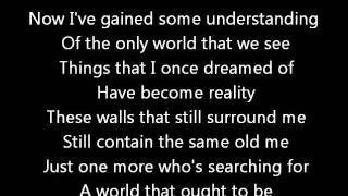 Rush-Circumstances (Lyrics)