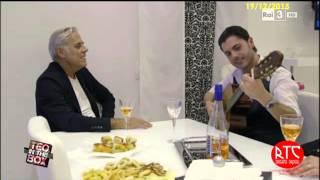 Gianni Fiorellino con Teo Teocoli - (19/12/2015)