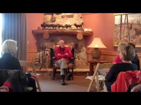 A Chat with Bill Kerr - Volunteer Training July 2015
