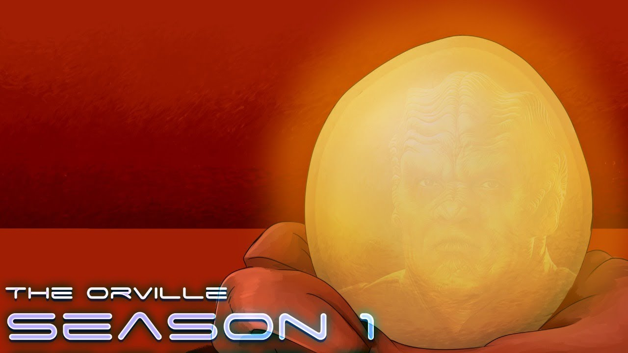 Download The Orville Season 1 Episode 2... COMMAND PERFORMANCE, Review-Discussion (2021)
