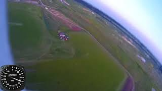FrSky VANTAC AR+ Wing - Test of speed (Pitot tube)