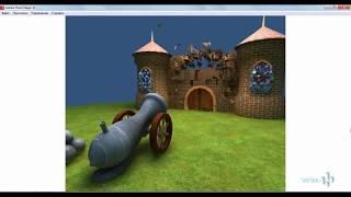 Создание и анимация сложного спецэффекта в 3d Max Часть 1