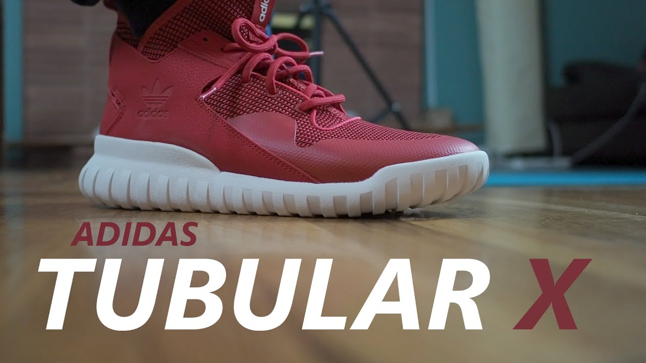 An On Feet Look At The adidas Tubular X 2.0 Primeknit SoleInsider