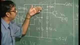 Lecture - 19 Quantitative analysis of ECL 10k Series gates