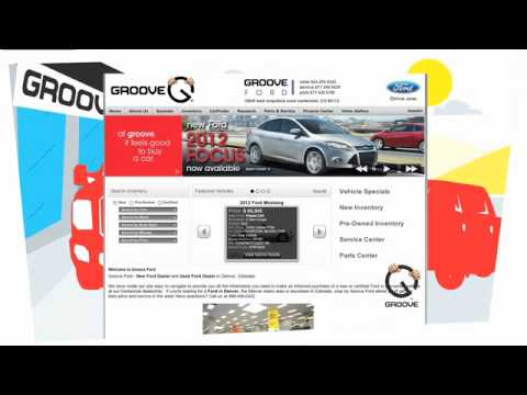 Denver Ford Dealership Offers Selection Of More Than 300 Ford Vehicles