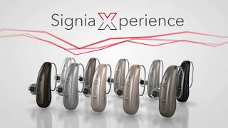 Introducing Signia Xperience