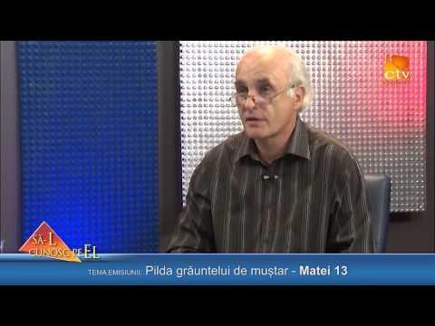 PILDA GRAUNTELUI DE MUSTAR ( Zaharia Bica)