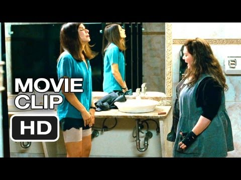 The Heat Movie CLIP - Spanx (2013) - Melissa McCarthy, Sandra Bullock Movie HD