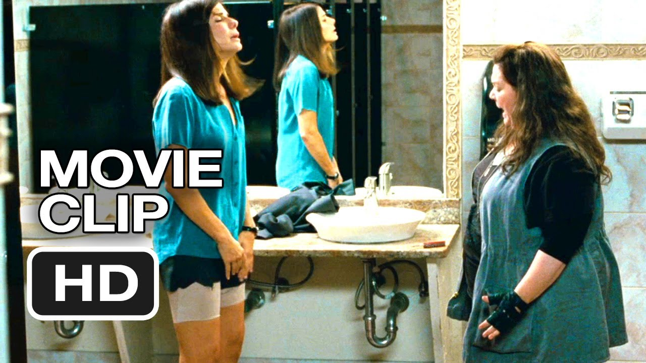 The Heat Quotes The Heat Movie Clip  Spanx 2013  Melissa Mccarthy Sandra