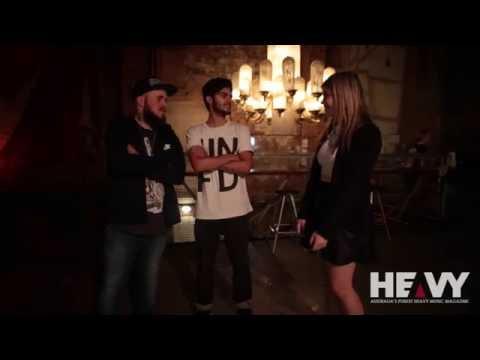 HEAVY TV Interviews Hacktivist