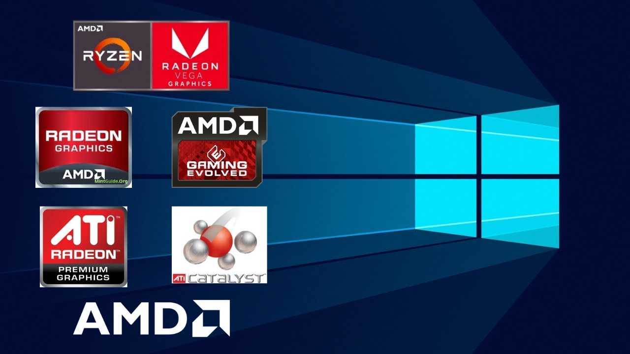 How To Install Amd Graphics Drivers Chipset Procesor Audio Drivers Youtube