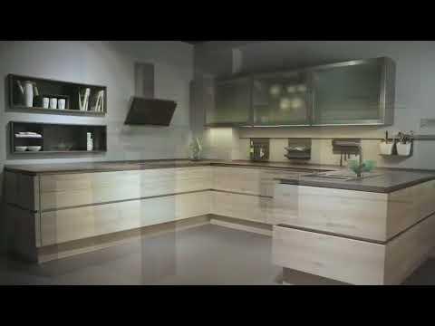 CUCINE CON APERTURA CON GOLA - YouTube
