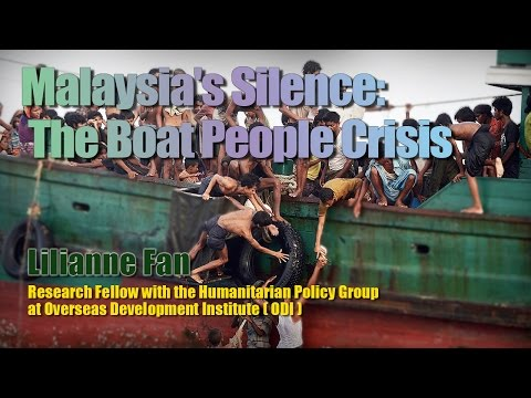 20150518 Monday Morning Matters : Malaysia's Silence - The Boat People Crisis