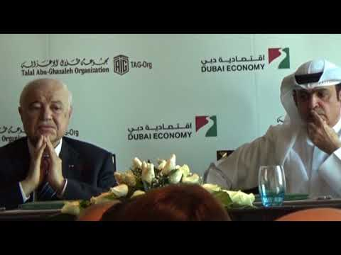 Dubai Department of Economic Development and Talal Abu-Ghazaleh Organization Sign Agreement