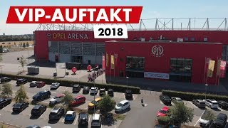 VIP-Auftakt 2018 | 1. FSV Mainz 05 | 05er.tv