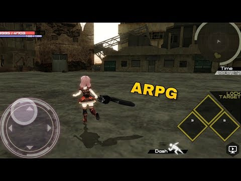 Top 15 Best Anime Style ARPG For Android & IOS!