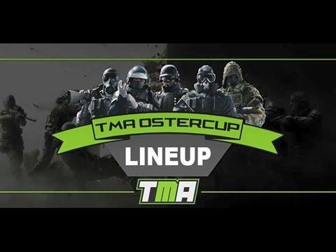 RainbowsixSiege |GameplayGerman |TMA Ostercup KWA vs Team Unicorn#1