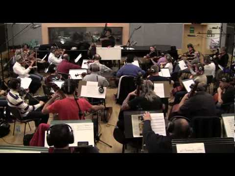 Recording with Erwin Gutawa