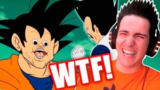 Dragonzball PeePee - WTF!! HUMOR ABSURDO | Video Reaccion