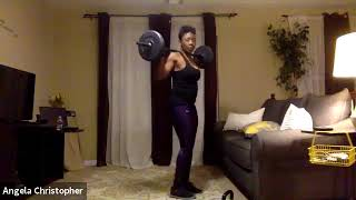 BUILDing MUScle- Full Body (Backside Workouts) Back, Butt, Hamstrings
