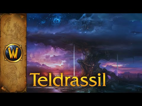 World of Warcraft - Music & Ambience - Teldrassil