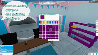 How to build a house bloxburg roblox for beginner