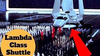 Lambda class shuttle