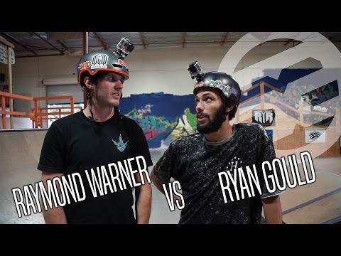 Game of SCOOT: Raymond Warner vs. Ryan Gould