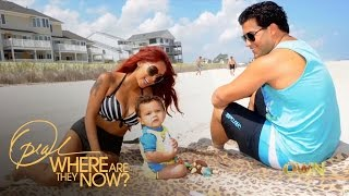 How Jersey Shore Star Snooki Got Strong for Her Son | Where Are They Now | Oprah Winfrey Network