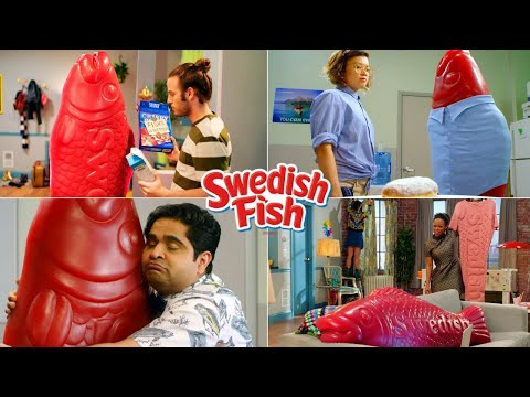 All Funniest Swedish Fish A Friend You Can Eat Chewy Candy Commercials