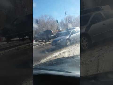 Car accident in Colorado Springs 12.19.2016