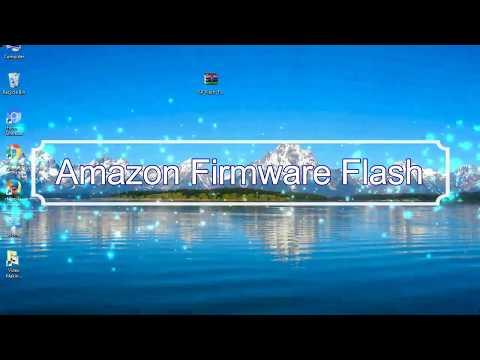 How To Flashing Amazon Firmware (Stock ROM) Using Smartphone Flash Tool