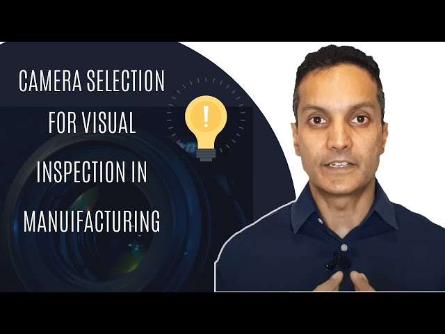 e-Guide to Machine vision camera selection