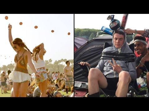 Coachella 2016 VS UK Festivals 2016 Mp3