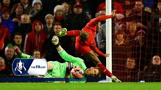 Video Gol Pertandingan Liverpool vs Bolton Wanderers