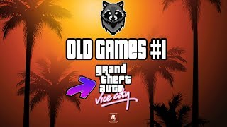 "OLD GAMES #1 ""Grand Theft Auto Vice City"""