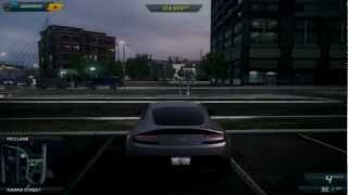 Need for speed most wanted James Bond Style